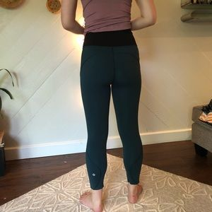 lululemon athletica Pants - Run the Day Crop SUBM/4